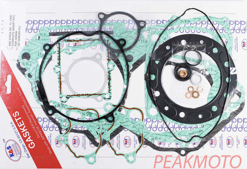 K&S Off-Road Complete Gasket CR-500R  | 71-1006
