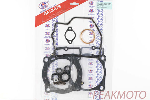 K&S Off-Road Top End Gasket CRF-450R (10-13)  | 71-1048T
