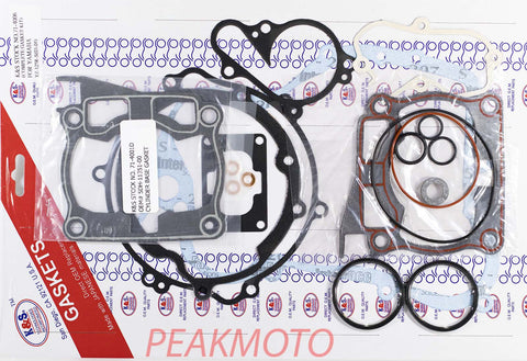 K&S Off-Road Complete Gasket YZ-125 03-04  | 71-4006