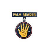 Palm Reader Enamel Pin