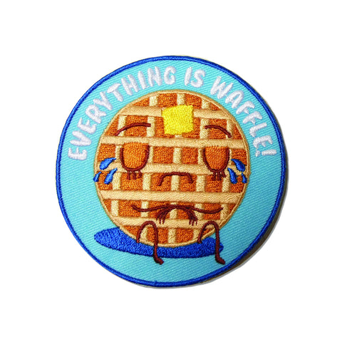 Everything is Waffle Patch
