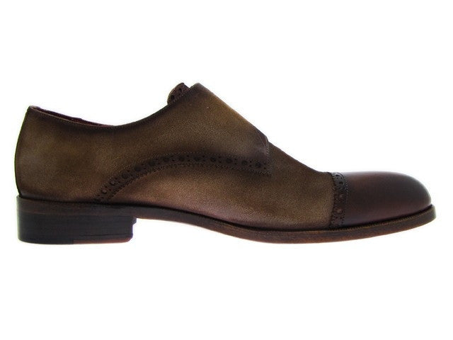 Captoe Monkstrap Paul Parkman Shoes