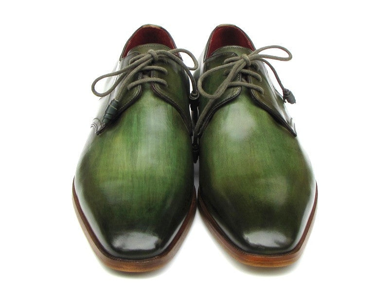 Green Paul Parkman Derby Dress Shoes