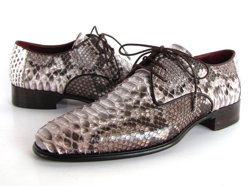 Python Paul Parkman Derby Shoes