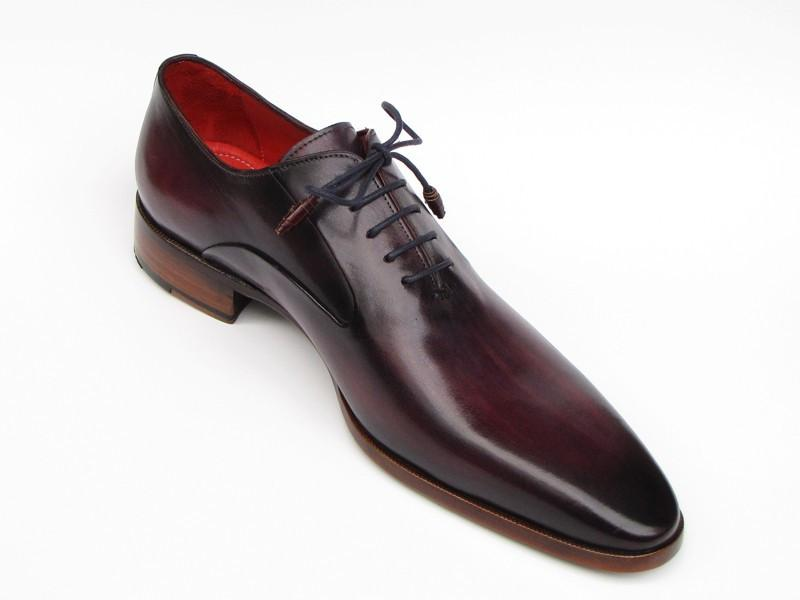 Plain Toe Paul Parkman Oxfords Purple Shoes
