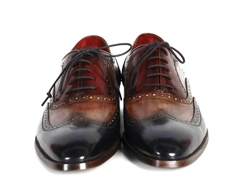 Three Tone Wingtip Paul Parkman Oxfords