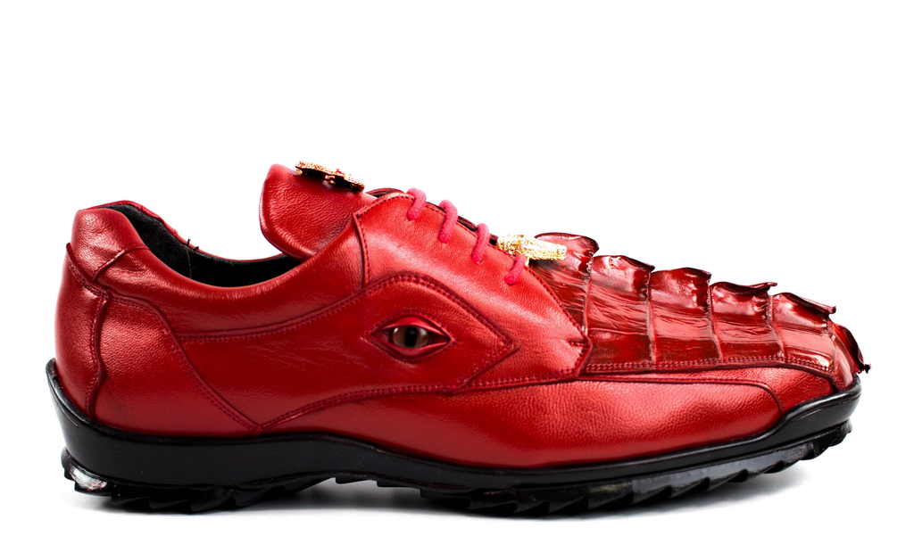 Vasco Red Hornback Belvedere Sneakers shoes