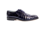Chapo Navy Hornback Belvedere Oxford Shoes