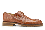Coppola Honey Crocodile Belvedere Shoes