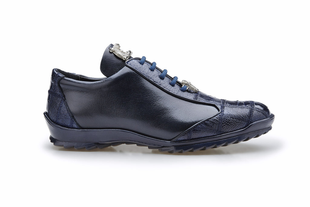 Paulo Night Blue Belvedere Sneakers
