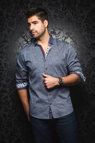 Sorrento Red Au Noir Shirt