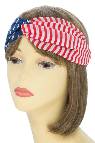Patriotic Headwrap