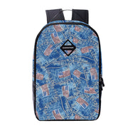 Unique Print Casual Style Backpack Travel Bag - Meet Yours Fashion - 6