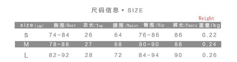 Spaghetti Crop Top High Waist Skinny Long Pants Women Yoga Sports Two Pieces Set