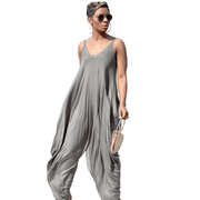 Casual Loose Summer Plus Size Baggy Jumpsuit