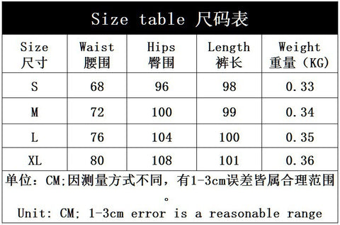 High Waist Elastic Ankle Belt Pocket Pants