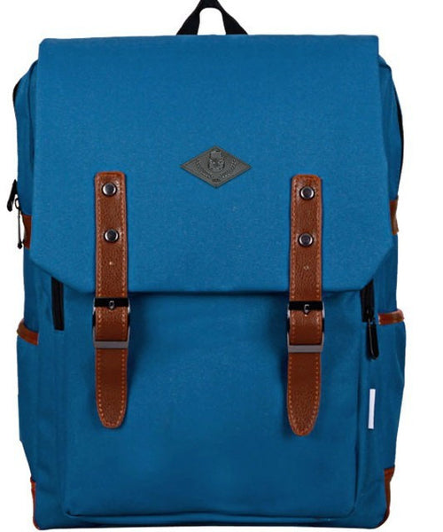 British Style Leisure Travel Fashion Computer Backpack