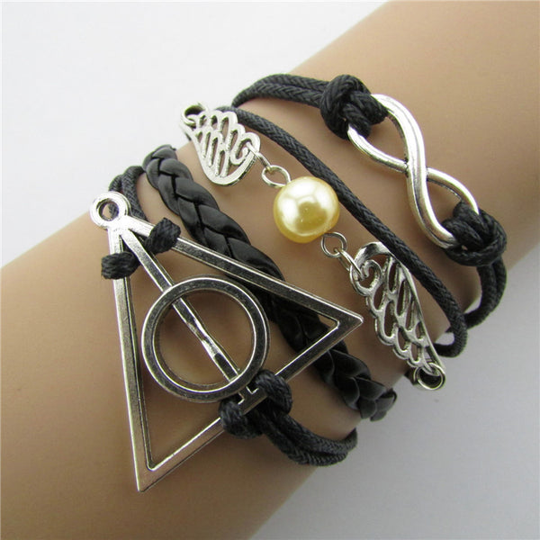The Wings of Angel Harry Potter Bracelet