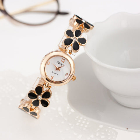 Beautiful Quincunx Bracelet Watch