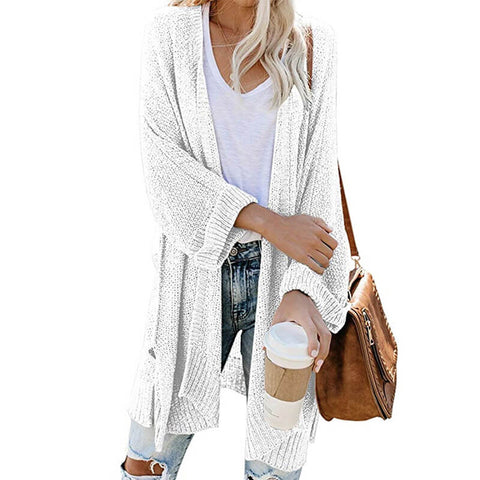 Loft Boyfriend Oversized Cardigan Sweater