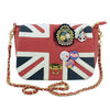 UK Flag Badge Handbag Shoulder Bag - MeetYoursFashion - 3