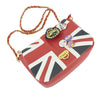 UK Flag Badge Handbag Shoulder Bag - MeetYoursFashion - 5