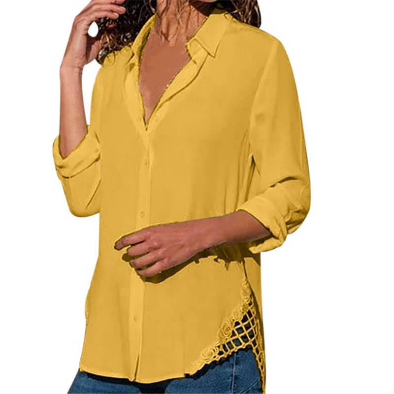 Women Cowboy Loose Blouse