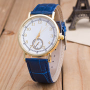 Simple Fashion Digital Quartz Watch