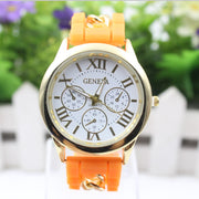 Silicone Roman Literally False Eye Watch