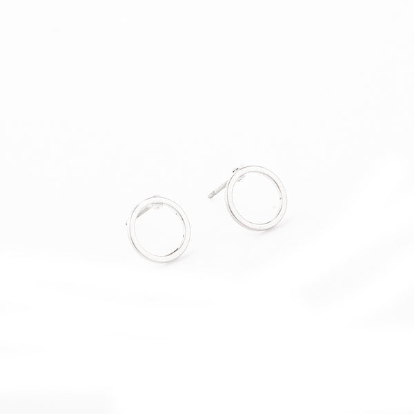 Cute Little Ring Fashion Earrings
