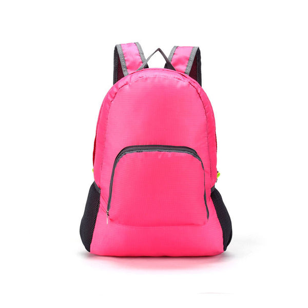 Outside Skin Foldable Travel Climbing Waterproof Backpack