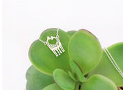 Giraffe Shaped Animal Themed Charm Necklace - MeetYoursFashion - 2