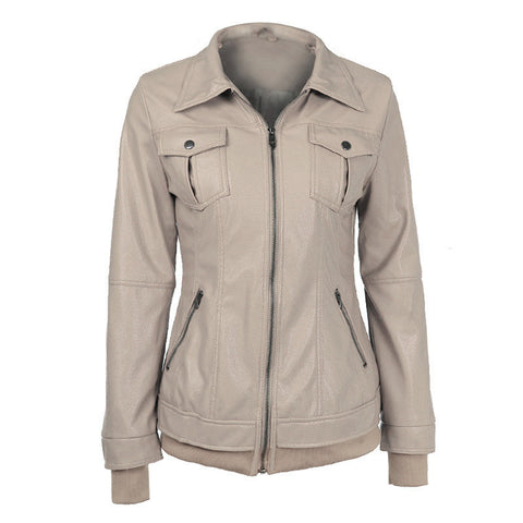 Faux Twinset Pocket Woman Jacket with Removable Hat on - Meet Yours Fashion - 12
