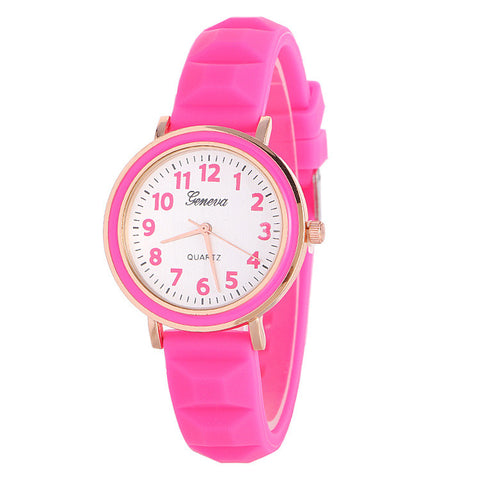 Silica Gel Candy Color Watch