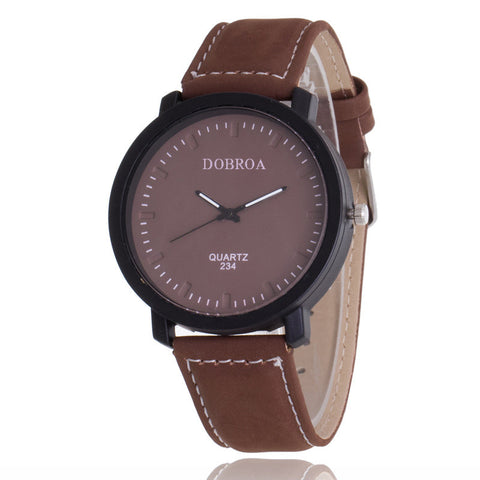 Hot Style Contracted Quartz Watch