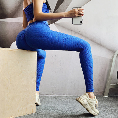 Summer High Waist Stretch Skinny Bodycon Yoga Pants