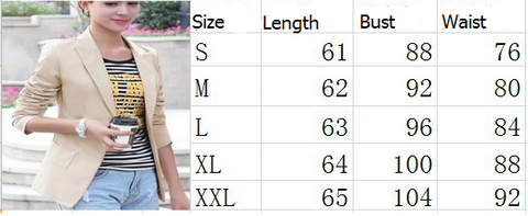 Slim Lapel Solid Pockets Short Coat - Meet Yours Fashion - 3