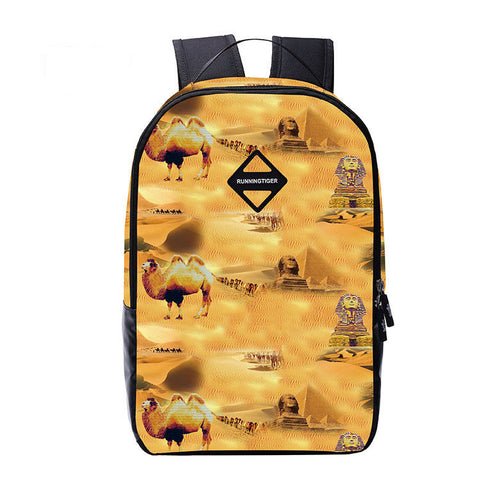 Unique Print Casual Style Backpack Travel Bag - Meet Yours Fashion - 3