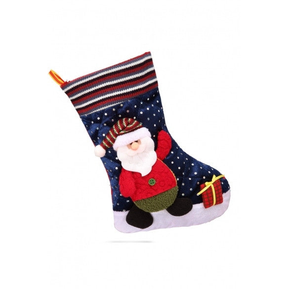 Arshiner Fashion Cute Holiday Decoration Christmas Gift Present Xmas Stocking