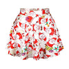 Lovely Christmas Santa Short Skirt - MeetYoursFashion - 2