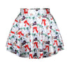 Lovely Christmas Santa Short Skirt - MeetYoursFashion - 3