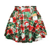 Lovely Christmas Santa Short Skirt - MeetYoursFashion - 1