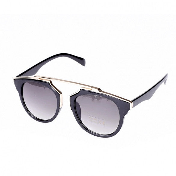 New Fashion Women Sunglass Retro Vintage Design Plastic Frame Travel Outdoors Lady Glasses