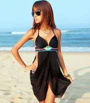 Hollow-out Chic Swimsuit Bathing Bikini - MeetYoursFashion - 2