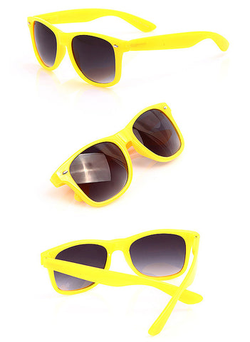 Classic Shades Women's Candy Color Glasses Sunglasses - MeetYoursFashion - 8