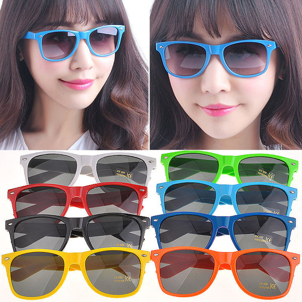 Classic Shades Women's Candy Color Glasses Sunglasses - MeetYoursFashion - 5