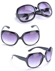 Women's Retro Vintage Shades Oversized Designer Sunglasses - MeetYoursFashion - 12