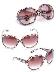Women's Retro Vintage Shades Oversized Designer Sunglasses - MeetYoursFashion - 13