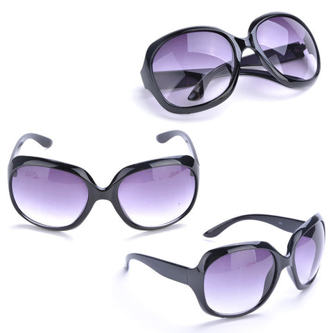 Women's Retro Vintage Shades Oversized Designer Sunglasses - MeetYoursFashion - 6