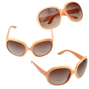 Women's Retro Vintage Shades Oversized Designer Sunglasses - MeetYoursFashion - 16